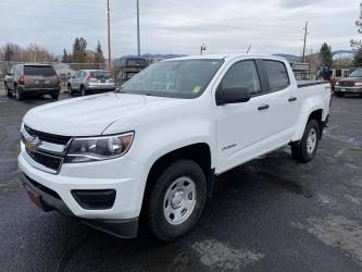 2016 Chevrolet Colorado Crew Cab 4x4