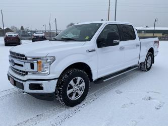 2018 Ford F-150 Supercrew XLT 4x4 FX4